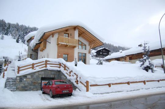 Chalet Monteneve - winter