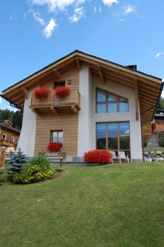 Chalet Monteneve a Livigno - outdoor